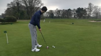 A Complete Putting Set-Up Guide For Practicing Golf Putting