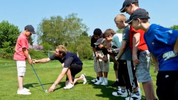 When to Start Kids Golf Instruction?